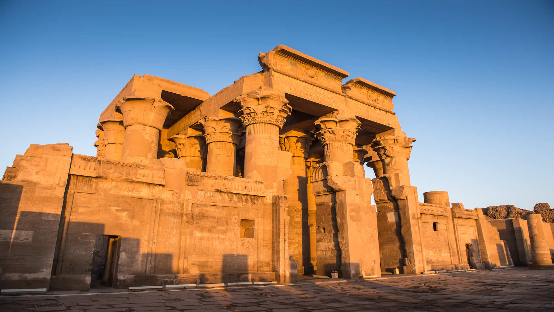 Tour To Kom Ombo & Edfu Temples From Aswan
