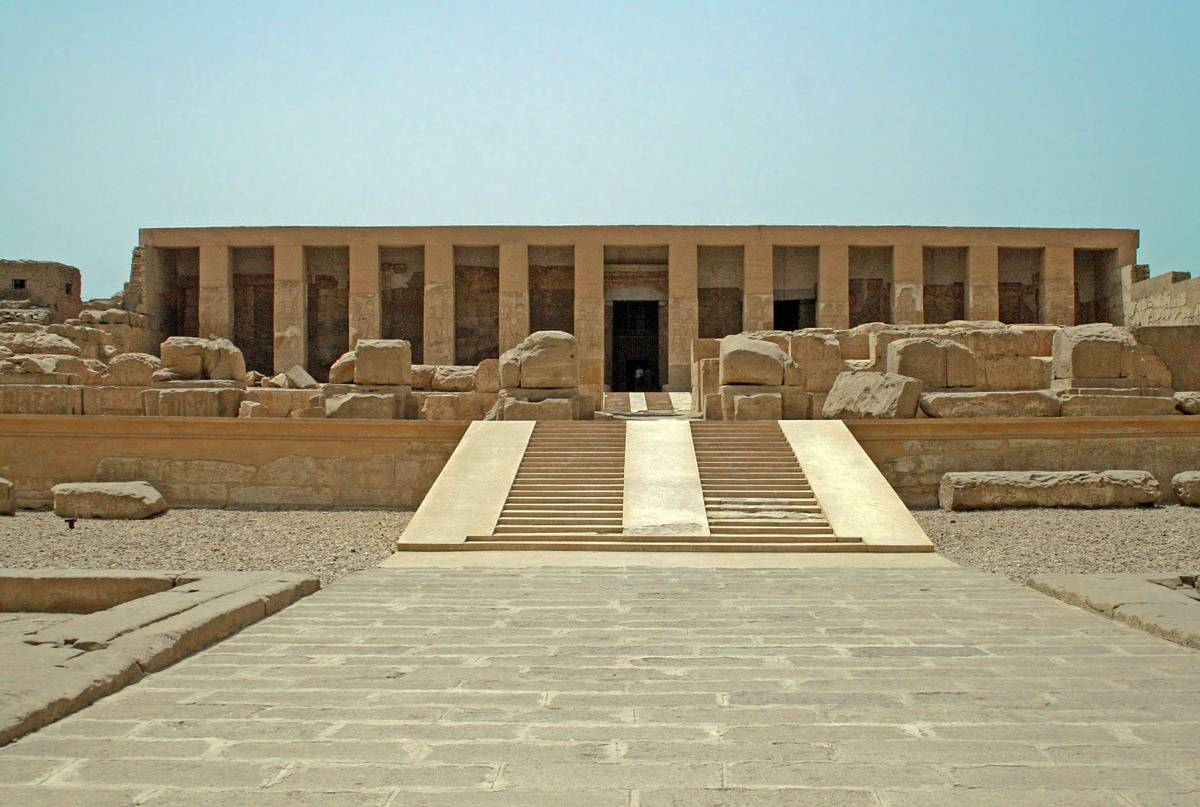 Full-Day Tour To Dendera & Abydos Temples From Luxor