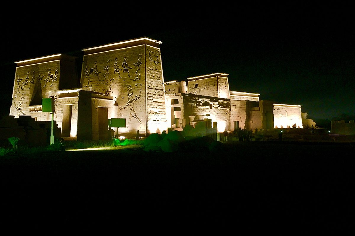 Tour To Philae Sound & Light Show