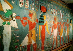 Horemheb Tomb Valley of the Kings
