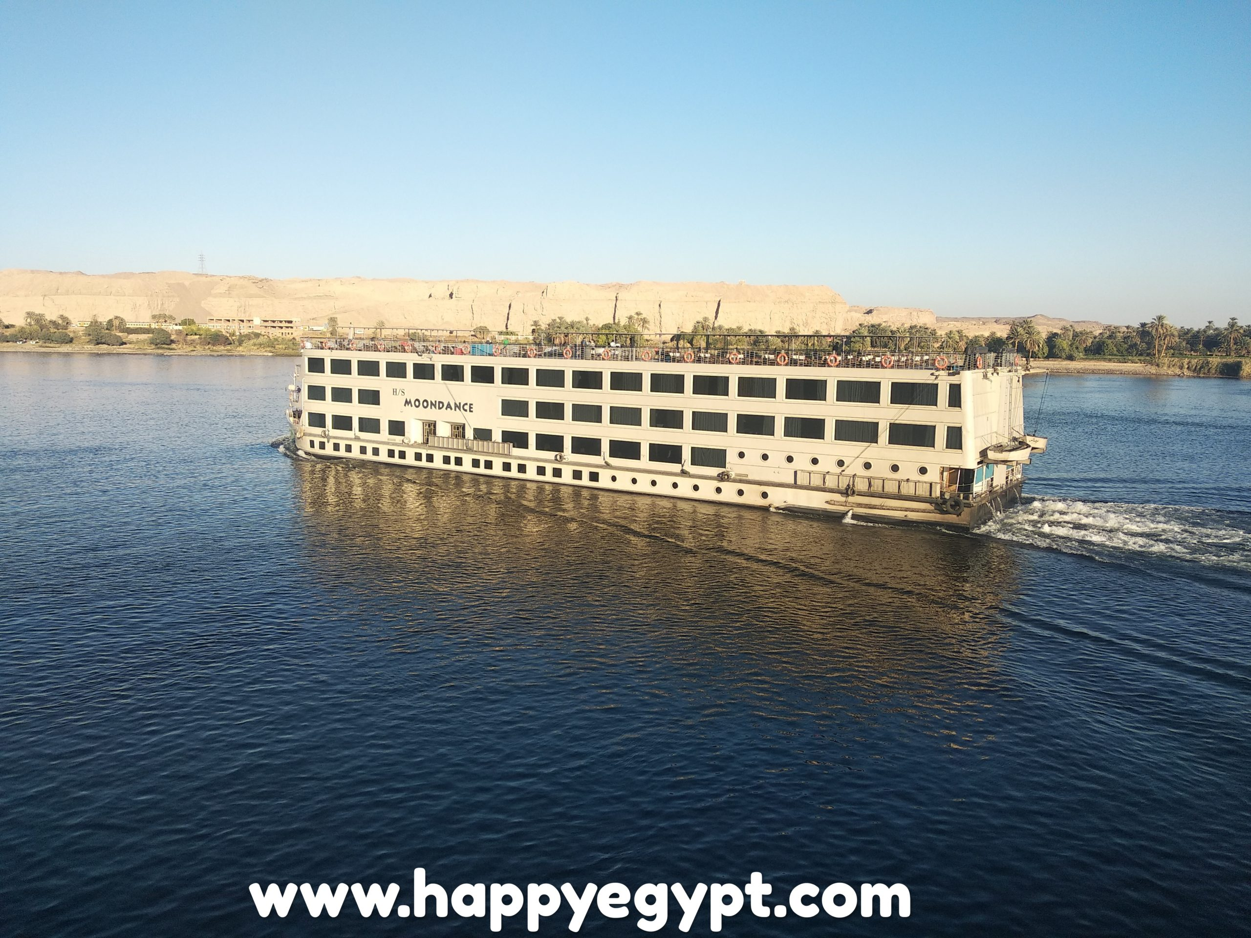Three Nights Nile Cruise From Aswan To Luxor