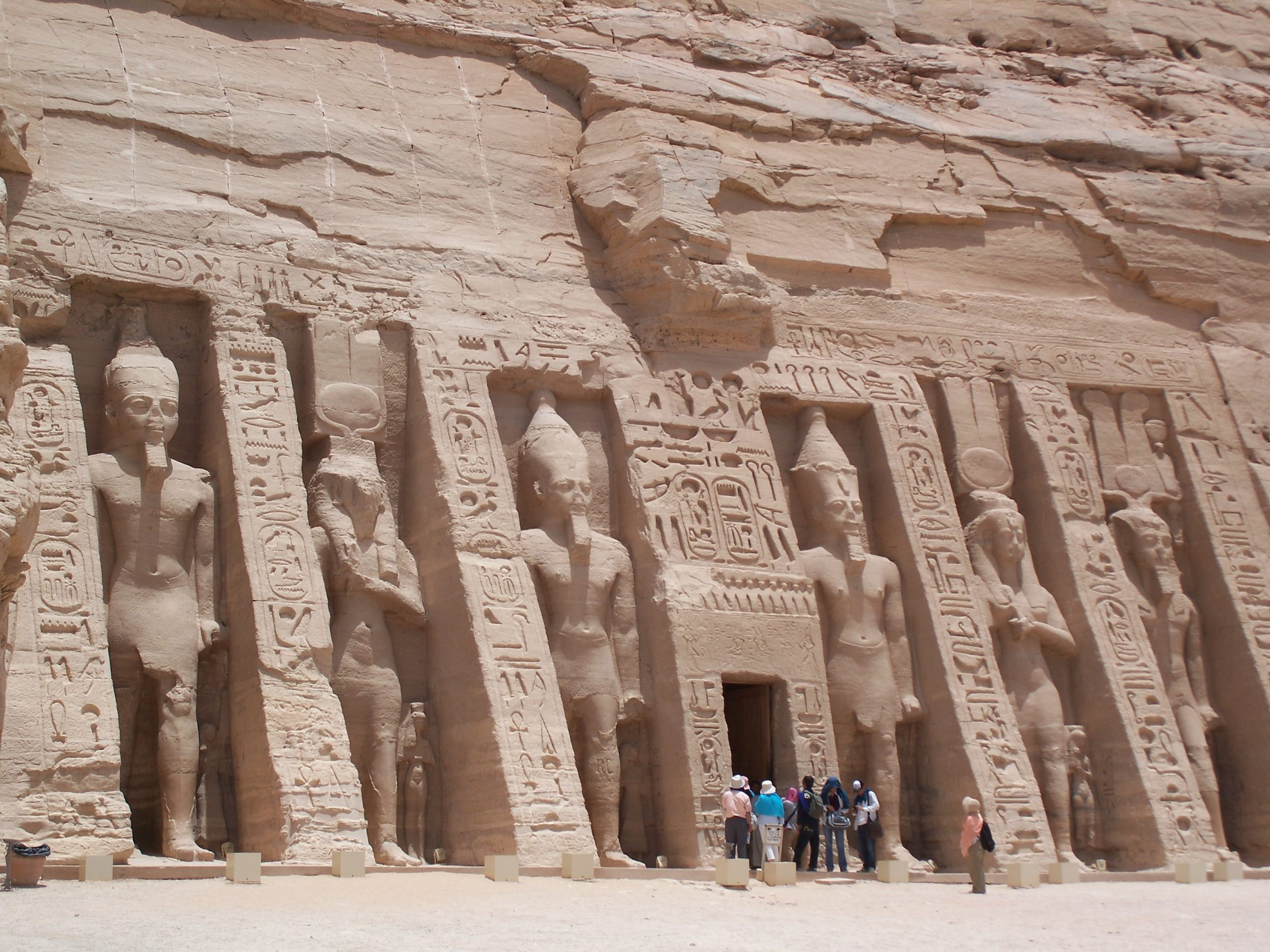 Tour To Abu Simbel Temples By Plane