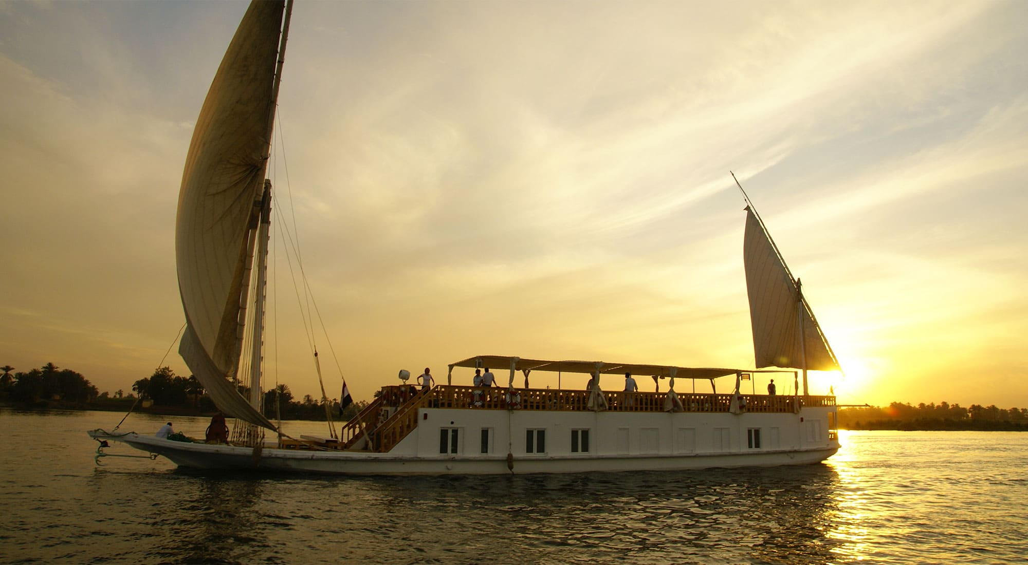 8-Day Dahabiya Nile Cruise