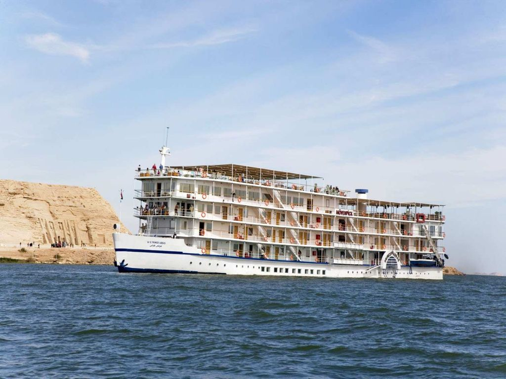 Four Nights Lake Nasser Cruise